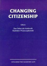 Changing citizenship