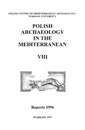 Polish Archaeology in the Mediterranean VIII. Reports 1996 - PDF