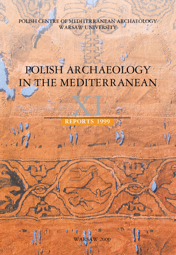 Polish Archaeology in the Mediterranean XI. Reports 1999 - PDF