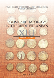 Polish Archaeology in the Mediterranean XIII. Reports 2001 - PDF