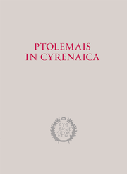Ptolemais in Cyrenaica. Results on Non-Invasive Surveys - PDF