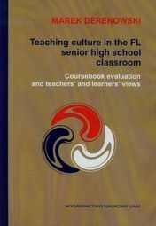 Teaching culture in the FL senior high school classroom