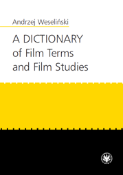 A Dictionary of Film Terms and Film Studies - EBOOK
