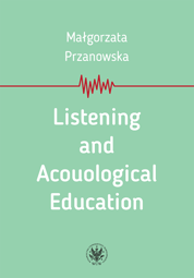 Listening and Acouological Education – EBOOK