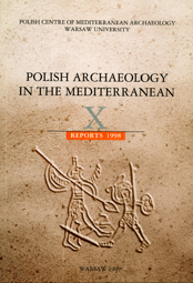 Polish Archaeology in the Mediterranean X. Reports 1998 - PDF