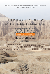 Polish Archaeology in the Mediterranean XXIV/2. Special Studies. Deir El-Bahari. Studies - PDF