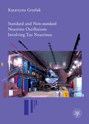 Standard and Non-standard Neutrino Oscillations Involving Tau Neutrinos - PDF