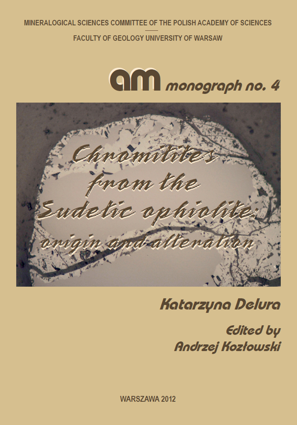 Chromitites from the Sudetic ophiolite: origin and alteration - PDF