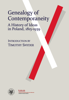Genealogy of Contemporaneity. A History of Ideas in Poland, 1815–1939 - EBOOK