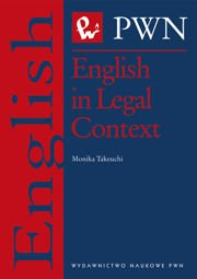 English in Legal Context