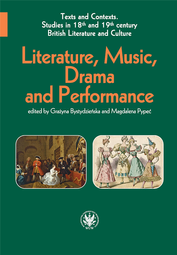 Literature, Music, Drama and Performance – EBOOK