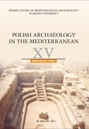 Polish Archaeology in the Mediterranean XV. Reports 2003 - PDF