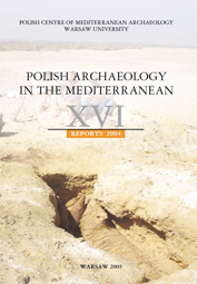 Polish Archaeology in the Mediterranean XVI. Reports 2004 - PDF