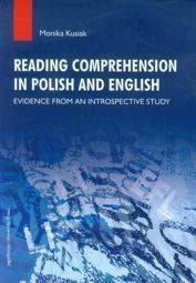 Reading Comprehension in Polish and English [Kusiak Monika]