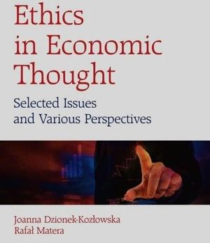 Ethics in Economic Thought