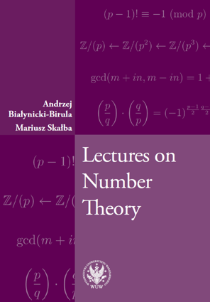 Lectures on Number Theory - PDF
