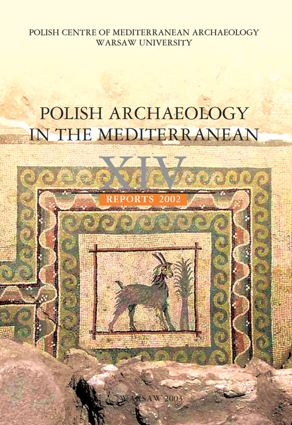 Polish Archaeology in the Mediterranean XIV. Reports 2002 - PDF