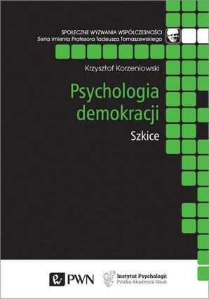 Psychologia demokracji - epub